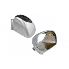 Add On Accessories 45-1232 - GL1800 01 & Up Chrome Mirror Housings