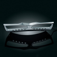 Kuryakyn 7328 -  Amber L.E.D. Lighted Grill for GL1800