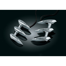 Kuryakyn 7445 - Lighted Fork Tower Accents