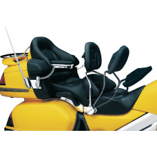 kuryakyn 8990 - Rider Backrest