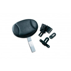 kuryakyn 1670 - chrome Plug-In Driver Backrest